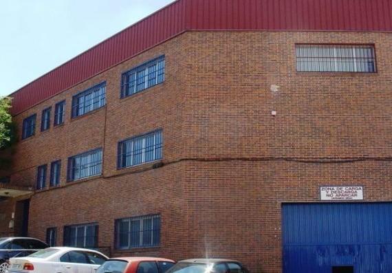 Nave industrial – Alquiler – Polígono Industrial Los Gallegos – Fuenlabrada Ref.  N-101