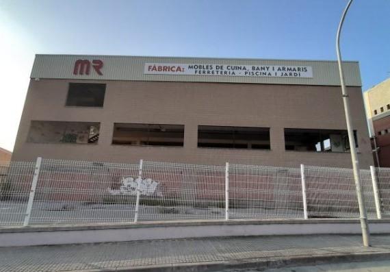 Nave industrial – Alquiler – Sant Vicenç dels Horts (Barcelona)