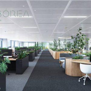 Arqborea-Cushman-Wakefield-edificio-oficinas-madrid-planta-eficiente-flexible
