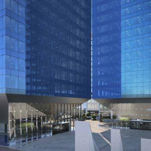 BCN-FIra-District-Business-Park-Torre-Llevant-Torre-Ponent-Iberdrola-Cushman-baja-marca