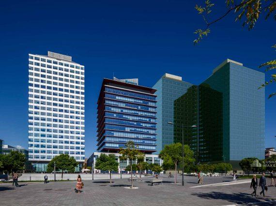 Alquiler BCN FIRA DISTRICT oficinas Barcelona Torre Llevant y Torre Ponent