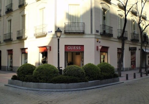 Local comercial – Claudio Coello, 44 Madrid