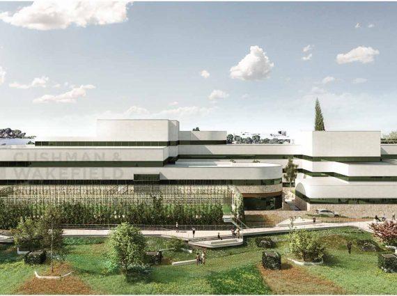 Alquiler de oficinas en Edificio ELCANO I Severo Ochoa 2 I Las Rozas