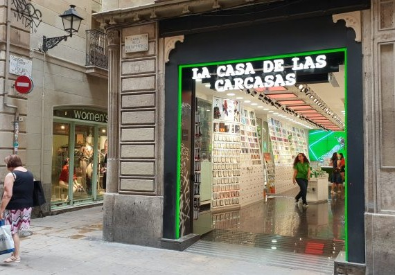 Local comercial – Portaferrissa, 11 Barcelona