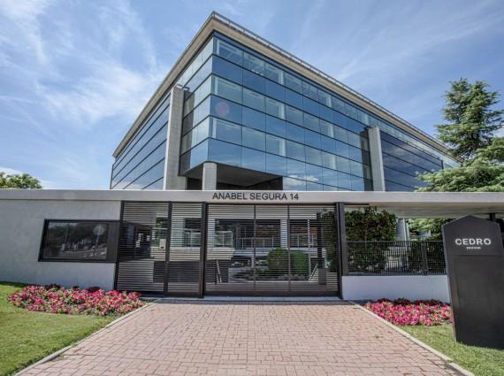 Alquiler de oficinas en EDIFICIO CEDRO   Arroyo de la Vega   Anabel Segura, 14