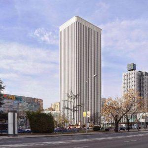 Oficinas-fachada2-Torre_Picasso-cushman-Madrid