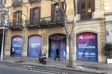 Local_Consell de Cent_314_Barcelona_Highs_Street