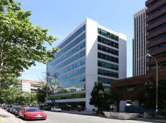 Alquiler de oficinas en EDIFICIO GORBEA II – Paseo de la Castellana 149