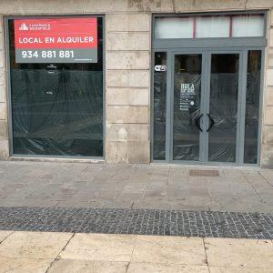 Local_Plaça_Sant_jaume_3_Barcelona_Highs_Street