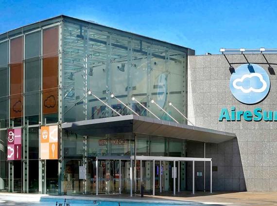 Locales en Alquiler en Centro Comercial AireSur