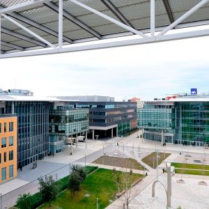 oficina-fachada-wtcalamedapark-cushman-barcelona