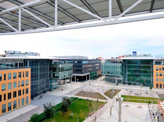 Alquiler de oficinas en World Trade Center Almeda Park