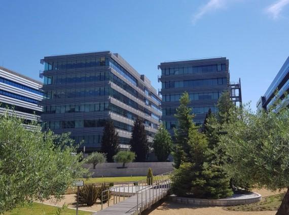 Alquiler de oficinas en P. E.  Cristalia I Edificios ONIC 5&6 I Vía de los Poblados, 3