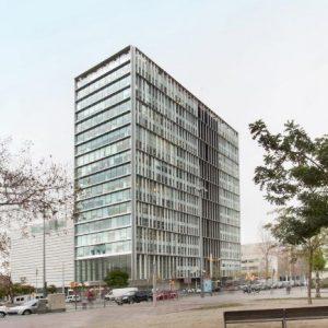 oficinas-fachada-edificiomeridian-cushman-barcelona