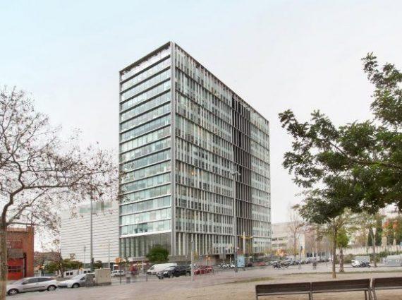 Alquiler de oficinas en EDIFICIO MERIDIAN – Avinguda Río de Janeiro, 56-66