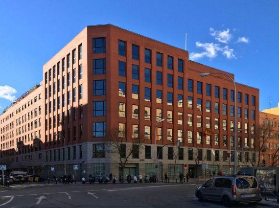 Alquiler de oficinas en José Ortega y Gasset 100