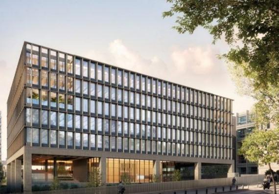 Alquiler de oficinas en Avenida de Manoteras, 12 – POLARIS NORTH MADRID