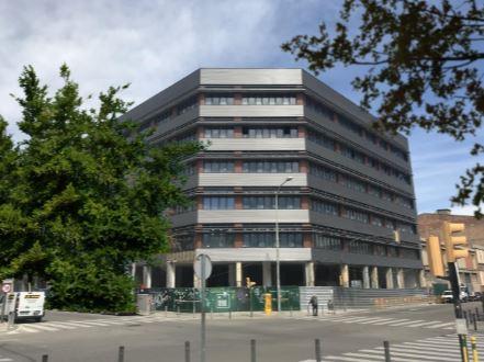 Alquiler de oficinas en EDIFICIO MARINA FACTORY – Rambla de la Marina 450