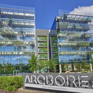 oficinas-fachada1-arqborea-cushwake-madrid