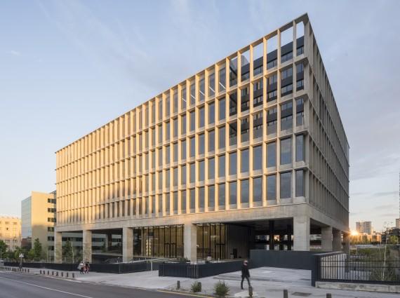 Alquiler de oficinas en POLARIS NORTH MADRID | Avenida de Manoteras 12