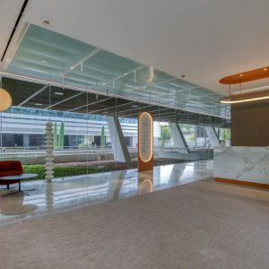 oficinas-hall2-viadelospoblados3ONIC5&6-cushwake-madrid