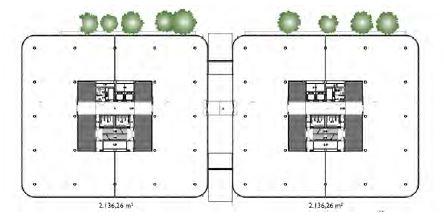 Oficinas innovadoras en el Parque Empresarial A2 Plaza