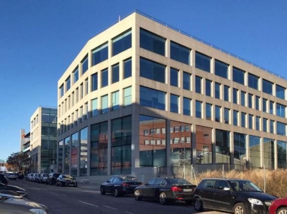 Alquiler de oficinas en Albasanz, 15 Edificio A
