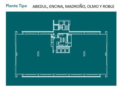 Alquiler de oficinas en C. E. PARQUE NORTE – Serrano Galvache, 56
