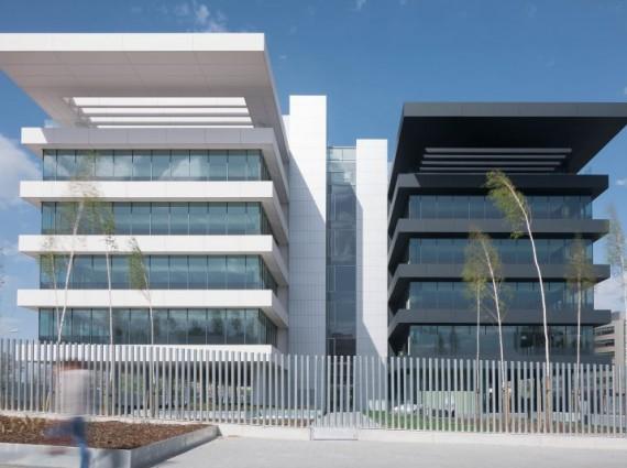 Alquiler de oficinas en Edificio Helios, Vía de los Poblados, 1