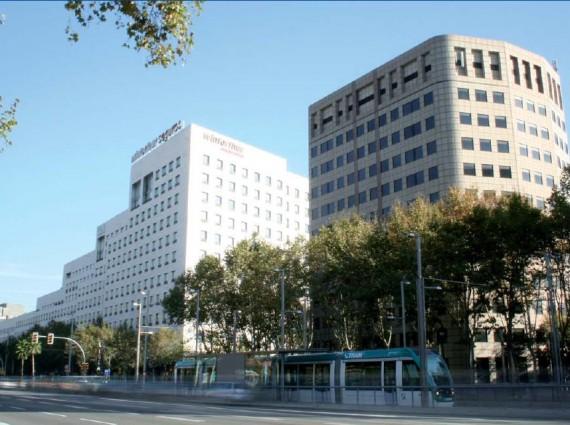 Alquiler de oficinas en Avinguda Diagonal 579-587