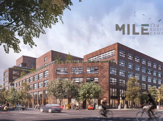 Alquiler de oficinas MILE 22@ BUSINESS CAMPUS  – Barcelona 22@