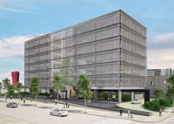 Alquiler de oficinas en Europa Building