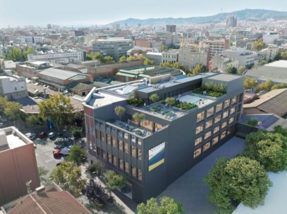 Alquiler de oficinas en Carrer de Ramón Turró 133, Barcelona