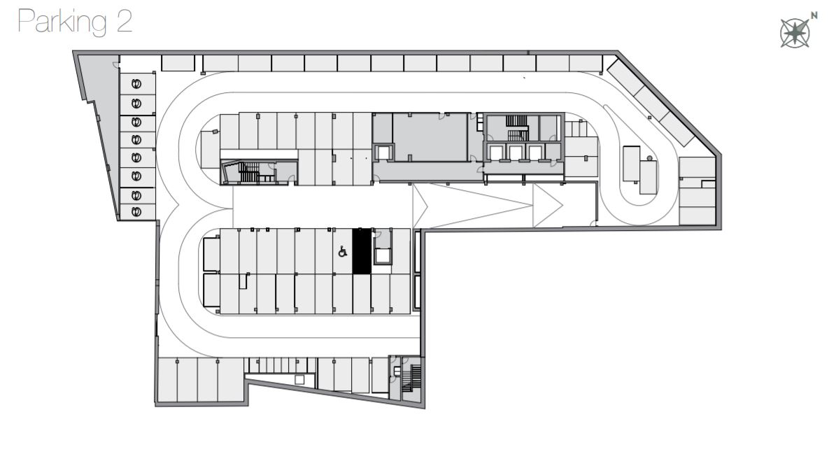Alquiler de oficinas en carrer de Pallars 180 I 22@ I Barcelona