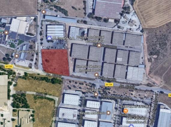 Suelo industrial – Alcalá de Henares – S-005