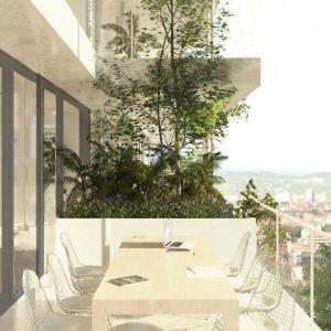 Ptipo terraza 01- sea towers