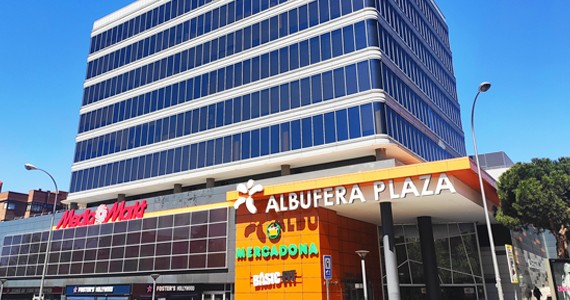 Locales en Alquiler en Centro Comercial Albufera Plaza