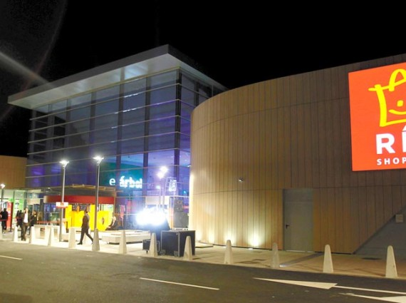 Locales en Alquiler en Centro Comercial Río Shopping