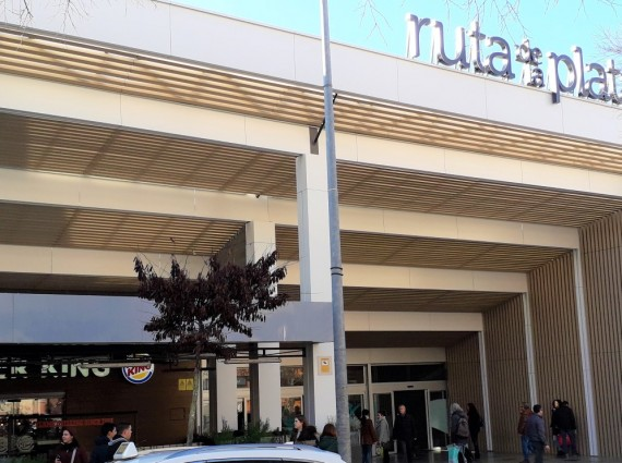 Locales en Alquiler en Centro Comercial Ruta de la Plata
