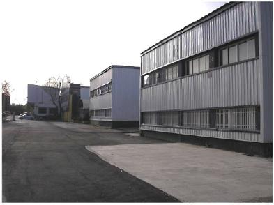 Nave industrial – Arganda del Rey – Ref. N-136