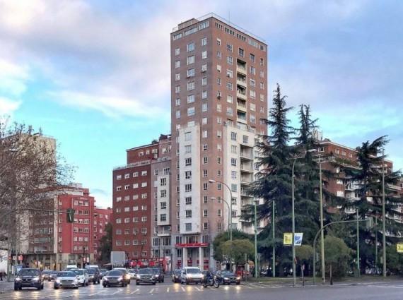 Alquiler de oficinas en Edificio LIMA | Paseo de la Castellana 140