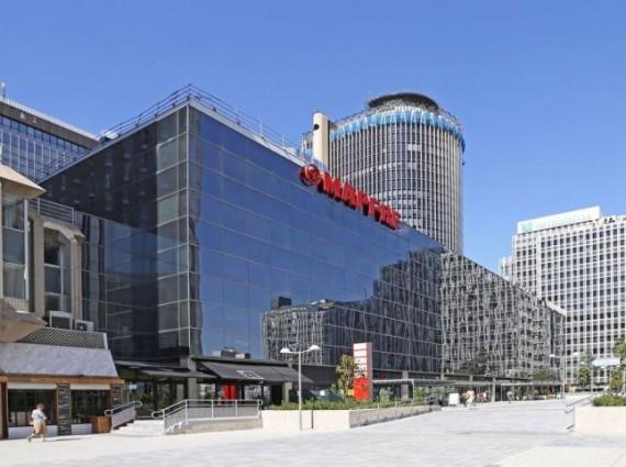 Alquiler de oficinas en Avenida del General Perón 40