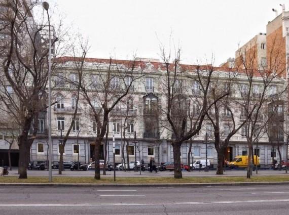Alquiler de oficinas en Edificio PALAZZO REALE | Paseo de la Castellana 9-11