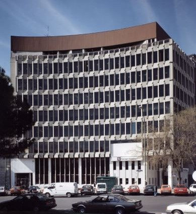 Alquiler de oficinas en Plaza del Marqués de Salamanca 3-4