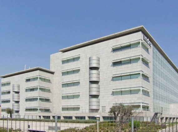 Alquiler de oficinas en Calle de Anabel Segura 7