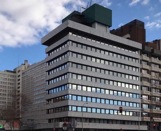 Alquiler de oficinas en Calle de Orense 70