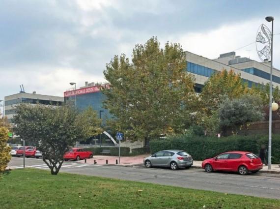 Alquiler de oficinas en Edificio VEGANOVA | Avenida de la Vega 1