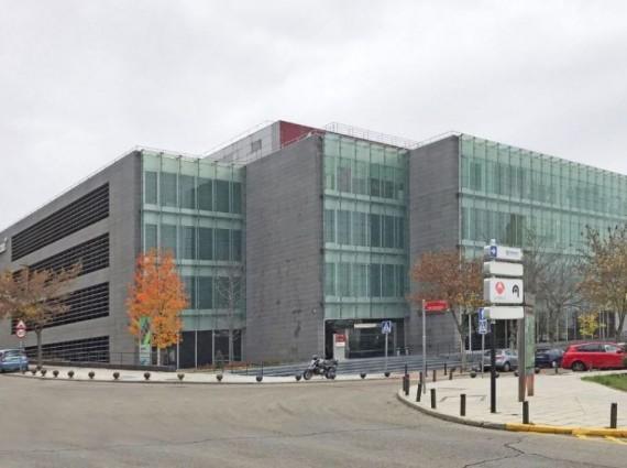 Alquiler de oficinas en Edificio INSEL | Avenida Isla Graciosa 7
