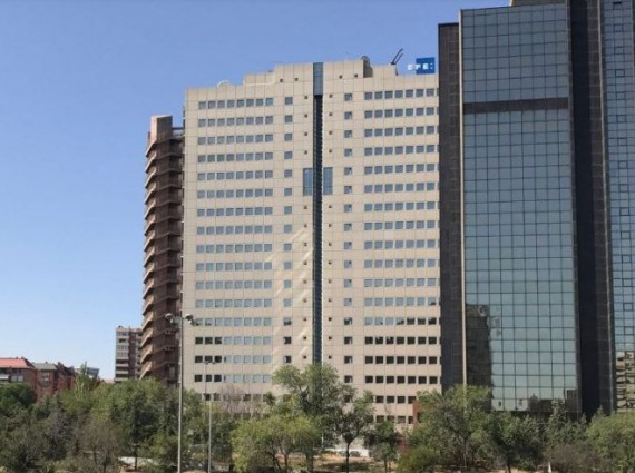 Alquiler de oficinas en Edificio GÉNESIS | Avenida de Burgos 8B