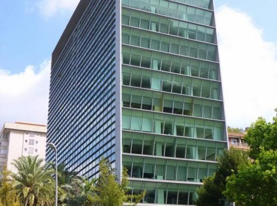 Alquiler de oficinas en LA PORTA DE BARCELONA Nº 682 | Avinguda Diagonal 682